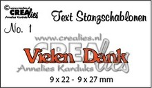 Crealies und CraftEmotions PREZZO AFFARE, stampaggio testo in lingua tedesca e goffratura stampino