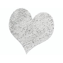 Embossing Puder 10g glitter silber