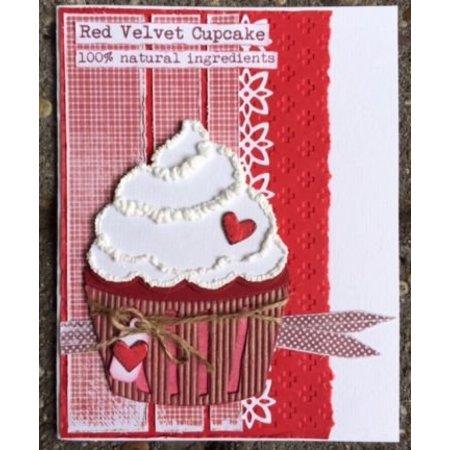 Joy!Crafts und JM Creation Diseñador Block, Berry dulce