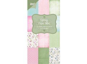 Joy!Crafts und JM Creation Designer Block, Spring