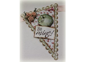 Joy!Crafts und JM Creation Joy Crafts, paper block, Shabby Chic