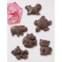 Schokoladengießform Dieren
