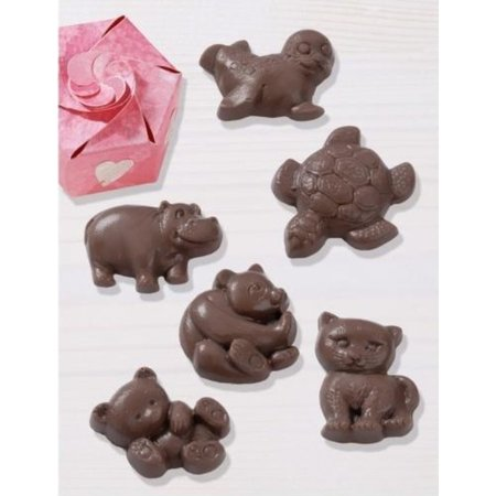 GIESSFORM / MOLDS ACCESOIRES Schokoladengießform: Dyr