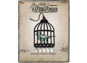Sizzix Sizzix Bigz by Tim Holtz, Caged Bird