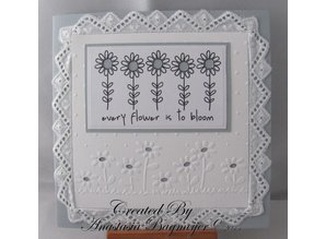 Marianne Design Stamping and Embossing stencil, Designables Patent Pending