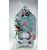 Marianne Design Marianne Design, Stanz- und Prägeschablone, Craftables - Craftables Uhr