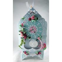 Marianne Design, Stanz- und Prägeschablone, Craftables - Craftables Uhr