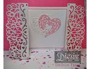 Die'sire NEW: punching and embossing template Diesire: Renaissance