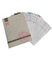 """Bücher und CD / Magazines 12 magasiner """"The Collection"""" fuldstændig i 2014"""