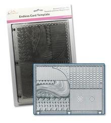 Schablonen und Zubehör für verschiedene Techniken / Templates Template: Mille e uno modi