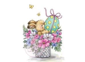 Stempel / Stamp: Transparent Transparent stamps Easter Bunny