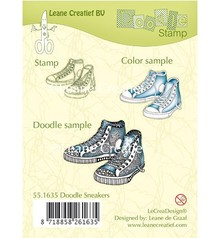 Stempel / Stamp: Transparent Transparent stamps, Sneakers
