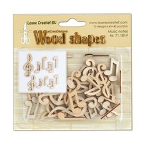 Compartir música de madera, 40