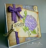 Bücher und CD / Magazines CD ROM, manualidades en papel: Colección floral de la vendimia