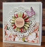 Bücher und CD / Magazines Cd-rom, Papercrafting: Vintage Floral Collection