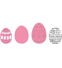 Marianne Design Cutting and embossing stencils Easter