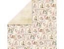 Designer Papier Scrapbooking: 30,5 x 30,5 cm Papier Designer Bow, 30,5 x 30,5 centimetri, neonato 3