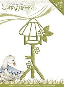 Precious Marieke Estampado y cliché de estampado, Birdhouse