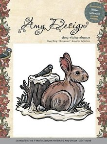 Amy Design Design Amy, gummistempel