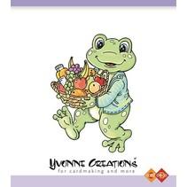 Yvonne Creations, Transparent stamp