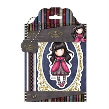 Gorjuss / Santoro Rubber stamps set, Simply Gorjuss, Ladybug