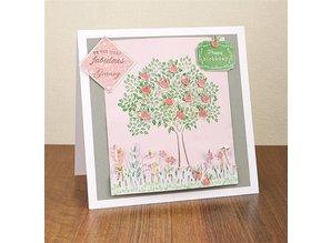 Stempel / Stamp: Transparent Transparent stamps, build a tree