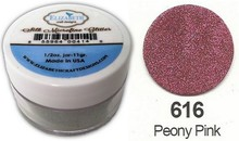 Taylored Expressions Silk MicroFine Glitter in pink peony
