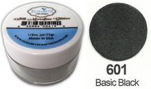 Taylored Expressions Silk MicroFine Glitter in Black