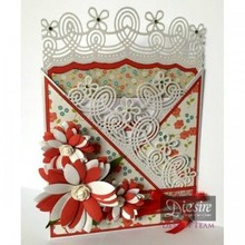 Die'sire Punching and embossing templates: Garden Party - Copy