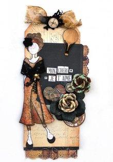 Prima Marketing und Petaloo Timbro, bambola