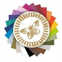 Designer paper collection, A4, 48 sheets