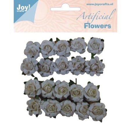 Embellishments / Verzierungen flores de plástico
