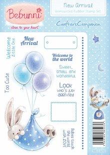 Crafters Company: BeBunni Stempel Rubber stamp: BeBunni