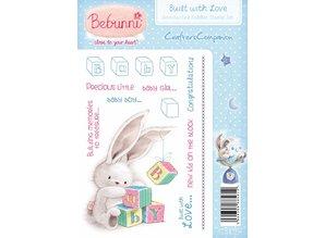 Crafters Company: BeBunni Stempel Rubber stamp, BeBunni Theme: Baby