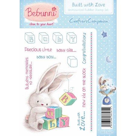 Crafters Company: BeBunni Stempel Gummi Stempel, BeBunni Thema: Baby