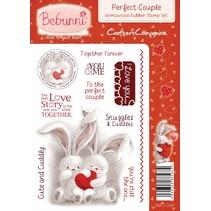 Gummi stempel, BeBunni Tema: Kærlighed