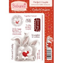Gummi Stempel, BeBunni Thema: Love