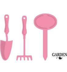 Marianne Design Punzonatura e goffratura modello: strumento di giardino