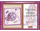 Bücher und CD / Magazines Bastelbuch Tema: Mariposas con Stickvorlage