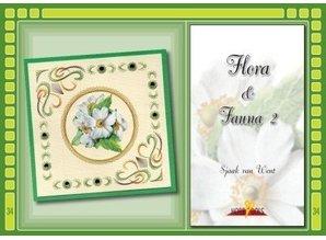 Bücher und CD / Magazines Bastelbuch Topic: Flora en fauna Stickvorlage