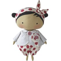 Tilda Materialset Puppe Sweetheart