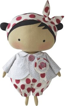Tilda Tilda materiale sæt dukke Sweetheart