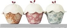Tilda Tilda Materialset Cupcakes 3er Set, 14cm