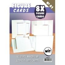 Figur 1 Kort - Håndværk, hvid