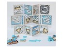 Joy!Crafts und JM Creation sello transparente: Bebé