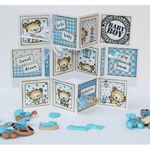 Joy!Crafts und JM Creation Transparent stamp: Baby