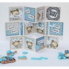 Joy!Crafts und JM Creation Transparent Stempel: Baby