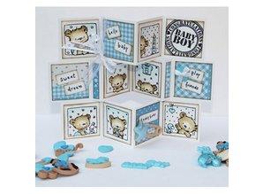 Joy!Crafts und JM Creation Transparent stamp: Baby