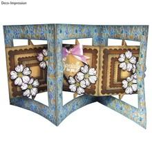 Die'sire Stampaggio e goffratura stencil di Diesire, rendendo carta