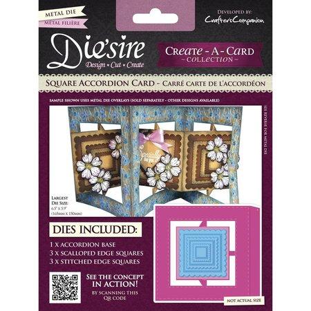Die'sire Stempling og prægning stencil af Diesire, kort beslutningsproces